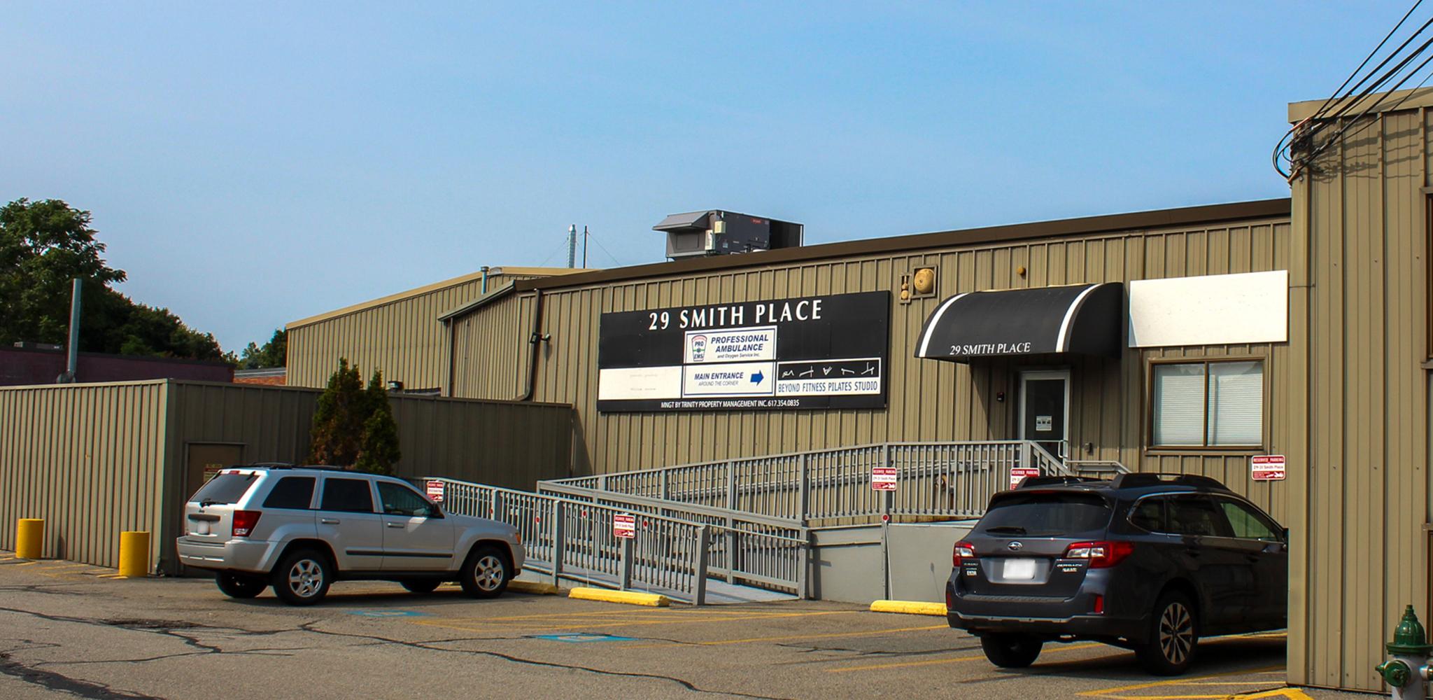 29 Smith Place Entrance